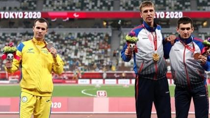 Украинский легкоатлет отказался от фото с россиянами