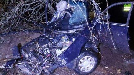 Водитель погиб, пассажиры – в реанимации: подростки устроили смертельное ДТП на Ровенщине (фото)