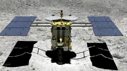 """Решил побыть один: модуль зонда """"Хаябуса 2"""" вышел на связь спустя 10 месяцев после завершения работы"""