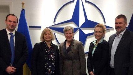 Геращенко: В НАТО заверили, что Украина важный партнер в повестке дня