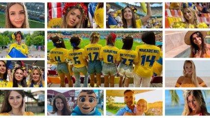 Они вдохновляют их на победу: вторые половинки футболистов сборной Украины (фото)