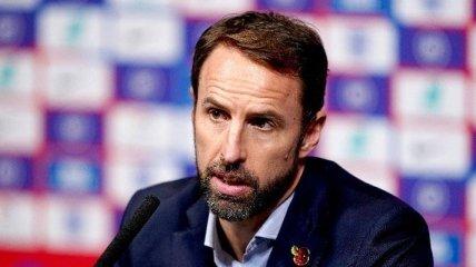 Тренер сборной Англии: Решение отстранить Стерлинга считаю правильным