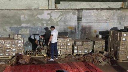 В Киеве изъяли героина на миллиард гривен и задержали турецких контрабандистов  (фото)