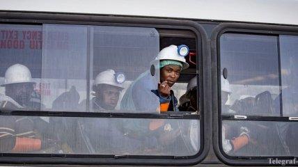 В ЮАР освободили всех шахтеров, которые были заблокированы под землей