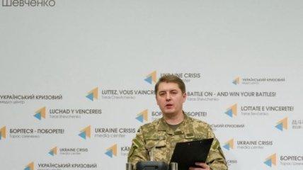 Мотузяник: Среди украинских военных потерь нет