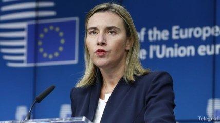 Могерини: ЕС остается единым в борьбе против любого экстремизма