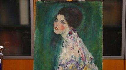 Эксперты подтвердили подлинность пропавшей картины Густава Климта