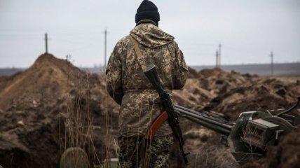Снайпер убил украинского бойца возле Марьинки