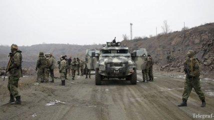 Штаб АТО: В районе Катериновки произошел бой