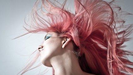 Прически 2019: невероятный и очень популярный розовый цвет волос (Фото)