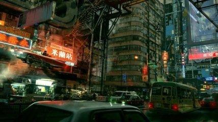 Фантастические миры на картинах Paul Chadeisson (Фото)