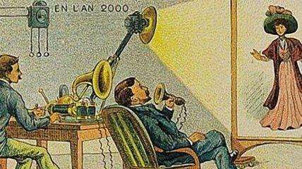Как видели жизнь в XXI веке наши предки сто лет назад (Фото)