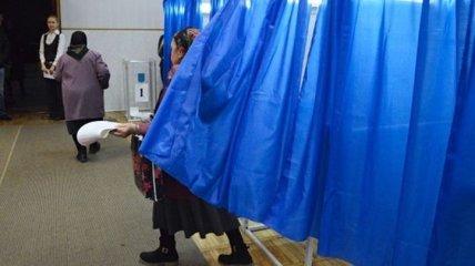 В Черкассах 20% избирательных участков не открылись вовремя