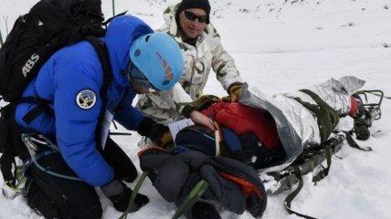 В Альпах сошла лавина: есть погибшие