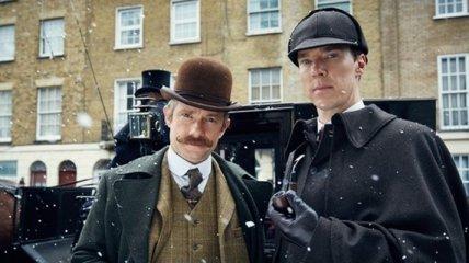 """Стала известна дата выхода рождественского спецвыпуска """"Шерлока"""""""