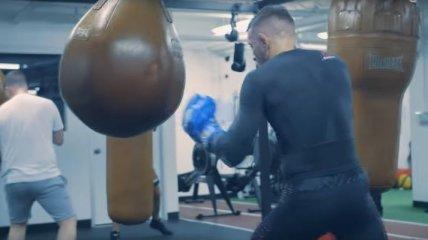 Макгрегор показал, как готовится к дебюту в боксе (Видео)