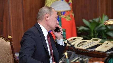 Президент РФ Владимир Путин и глава Европейского совета Шарль Мишель провели телефонный разговор