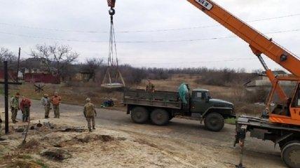 В Украине разгорается скандал вокруг мемориала на въезде в Авдеевскую промзону: подробности и фото