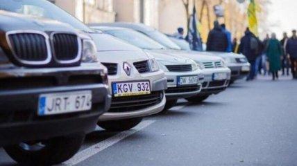 Растаможка евроблях должна подешеветь с 15 июня: что на самом деле ждёт владельцев авто на еврономерах