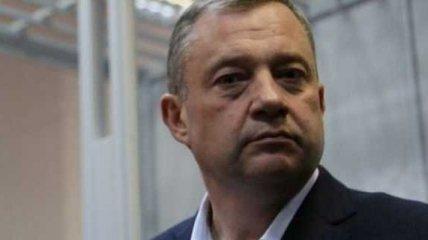 За Дубневича внесли 100 миллионов залога