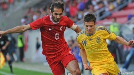 ЧМ-2018. Где состоится матч Украина - Турция