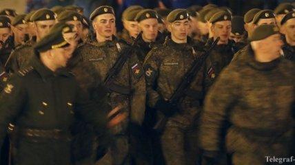 РФ увеличила финансирование силовиков и армии