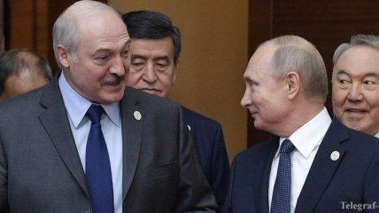 Назарбаев наградил Путина, Лукашенко и Жээнбекова орденами