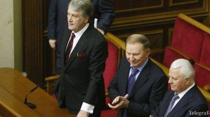 Кравчук, Кучма и Ющенко обратились к странам ЕС и G-7
