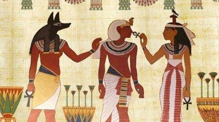 """Забытая религия """"атенизм"""" в Древнем Египте"""