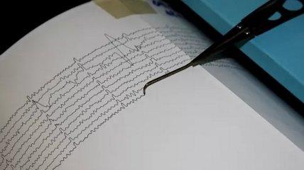 У берегов Греции произошло сильное землетрясение
