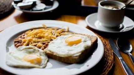 Врачи советуют начинать день с белкового завтрака
