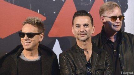 """Альбом Depeche Mode """"Delta Machine"""" - на 1-м месте в iTunes"""