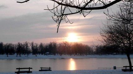 До -15 мороза и снегопады: украинцам обещают ухудшение погоды
