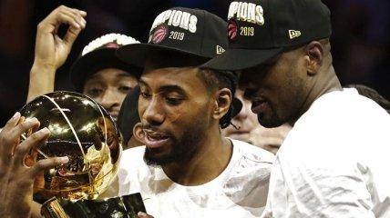 Назван лучший игрок финальной серии NBA