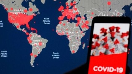 Украина восьмая в Европе, а в мире - новый антирекорд: статистика по коронавирусу на 24 апреля