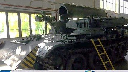 Во Львове представили новую бронемашину для армии (Видео)