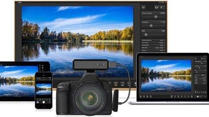 Контроллер CamFi позволяет управлять камерой с iPhone и iPad