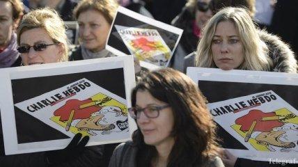 Следующий номер Charlie Hebdo выйдет рекордным тиражом