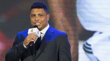 """Роналдо раскритиковал """"Барселону"""" за отношение к бразильцам"""