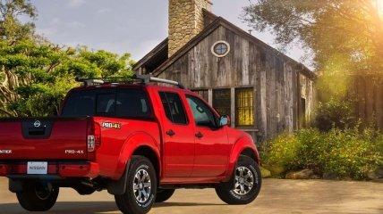 Nissan Frontier получил новый двигатель, но не изменился внешне
