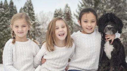 Наличие питомца в доме способствует снижению аллергий у детей