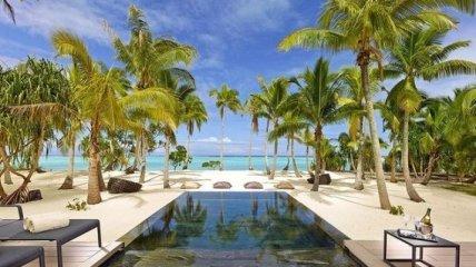 Остров Тетиароа во Французской Полинезии: экзотические частные владения Марлона Брандо