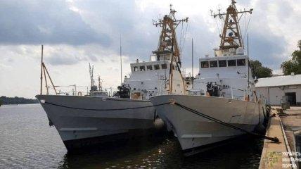 В США передадут Украине еще два патрульных катера