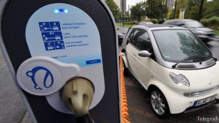 За 2017 год в мире продано 1,2 млн электромобилей: на 60% больше, чем в 2016