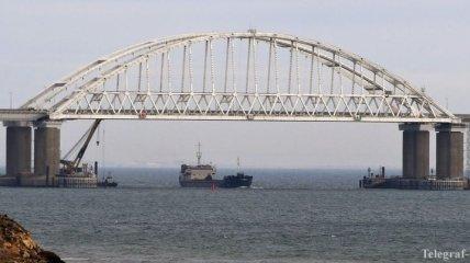 В МинВОТ рассказали, какие ошибки допустили проектировщики Керченского моста