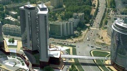 Первый небоскреб в Беларуси построят в 2013 году