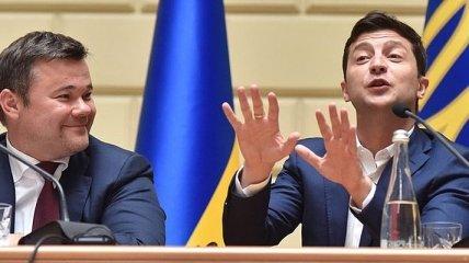 Зеленский признался, что хотел назначить Богдана генпрокурором