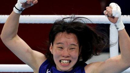 На Олимпиаде в Токио определился первый чемпион по боксу