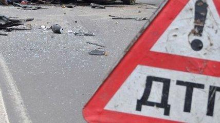 В Черкасской области произошло ДТП с участием автобуса и КАМАЗа