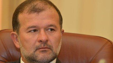 Балога отстранил от исполнения обязанностей начальника МЧС